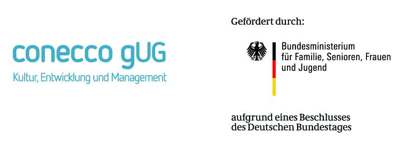 PARKOUR ist ein Projekt der conecco gUG, gefördert vom BMFSFJ